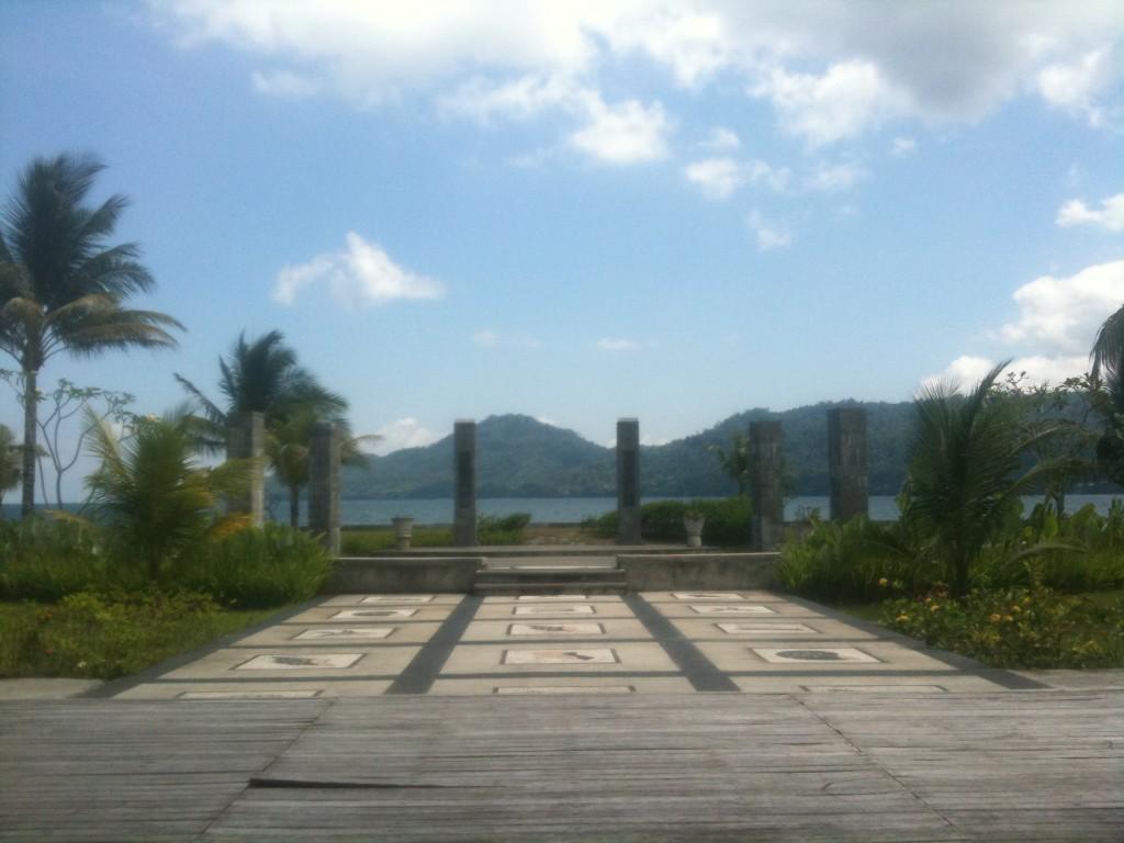 View dari restoran