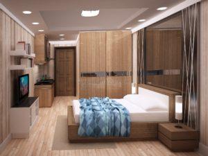 apartemen yang nyaman