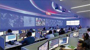 Control Room Transjakarta