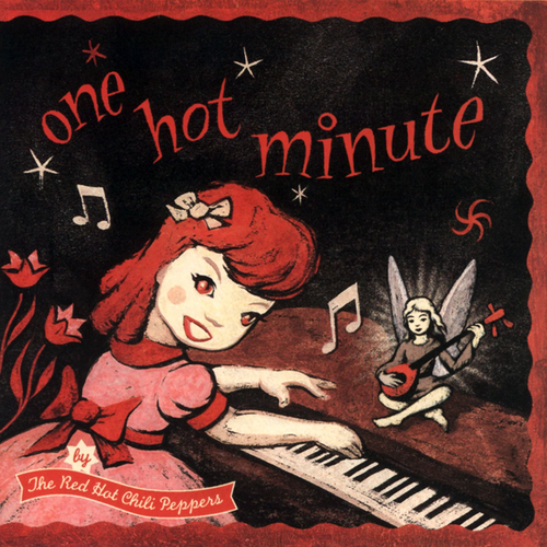 Album Rock Terbaik RHCP - One Hot Minute