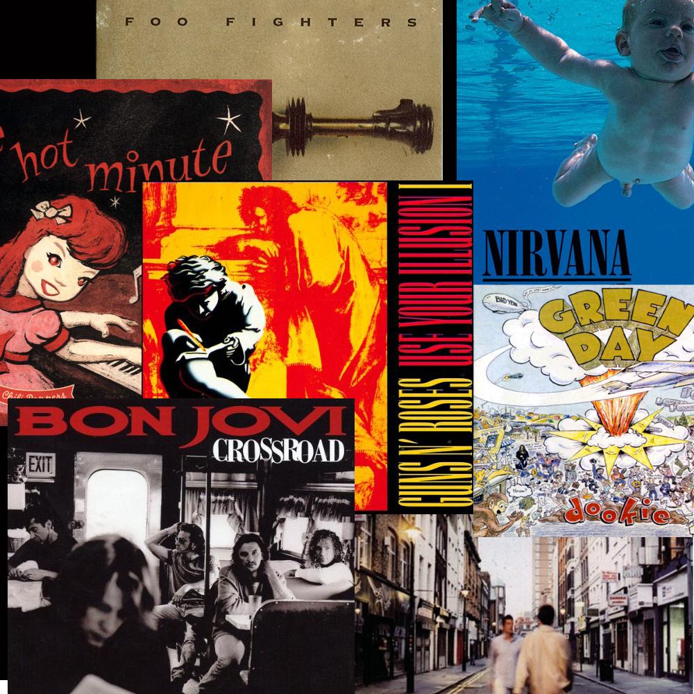 Album Rock Terbaik