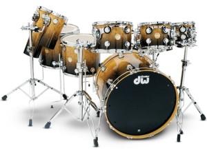 Merk drum terbaik DW Drums